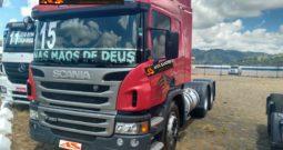 Scania P360 6X2 2015