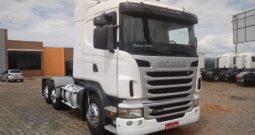 Scania G380 6X2 2011 Ar Condicionado